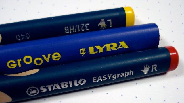 Lyra Groove, Stabilo EASYgraph