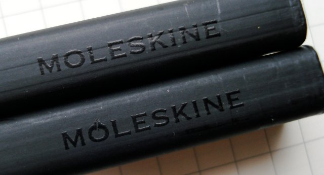 Moleskine pencil