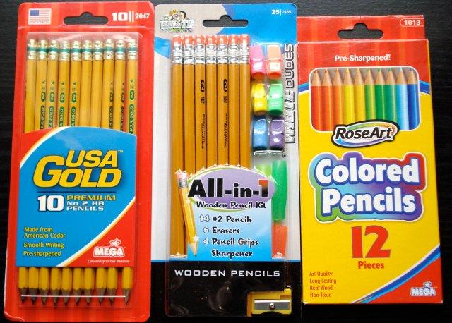 J. R. Moon pencils.