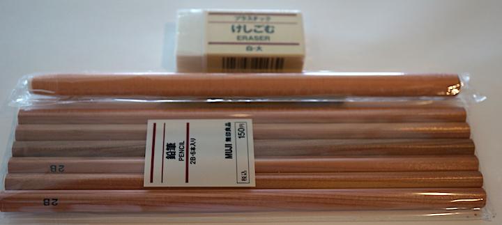 Muji Pencil