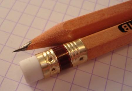 Musgrave HB pencil