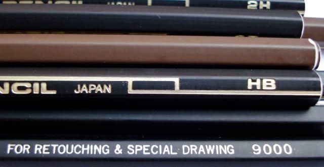 OHTO 9000 pencil