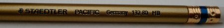 Steadtler Pacific Germany 132 80 HB