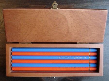 California Republic Palomino pencil box