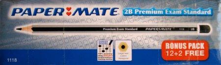 Papermate Premium Exam Standard 1118 pencil