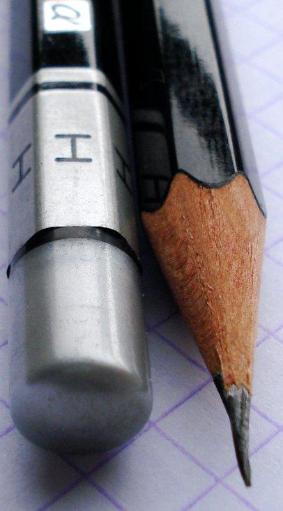 Pentel Black Polymer 999? (999 alpha) pencil