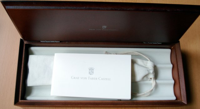 Faber-Castell Sterling Silver Perfect Pencil