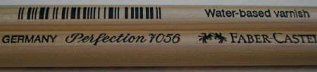 Faber-Castell Perfection 7056 eraser pencil