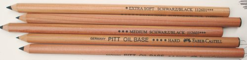 Faber-Castell Pitt Oil Base pencil