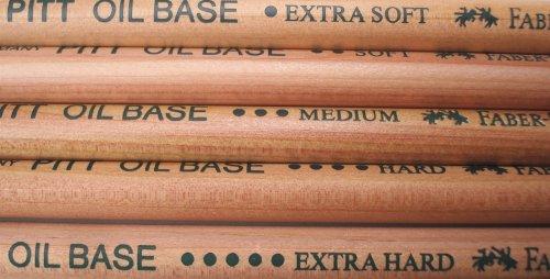 Faber-Castell Pitt Oil Base pencil
