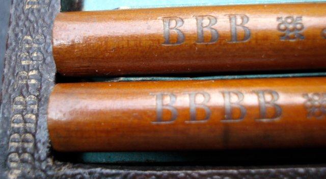 A. W. Faber's Polygrade Lead Pencils