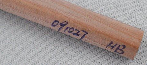 Pre-production pencils