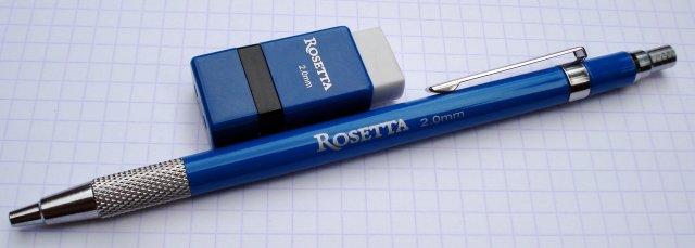 Rosetta leadholder and accessories