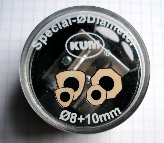 KUM Special Diameter pencil sharpener