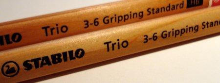 Stabilo Trio 362 pencil