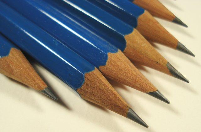 Staedtler Mars Lumograph 2886 pencil