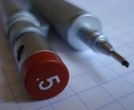 Staedtler 925 95 drafting pencils