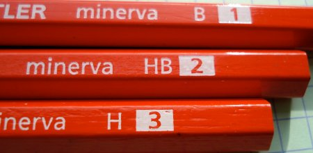 Staedtler's oldest brands - the Atlas and Minerva pencils