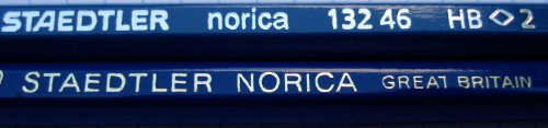 Staedtler Norica pencils