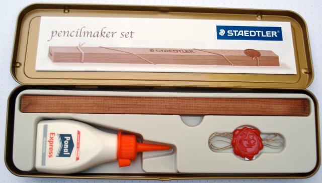 Staedtler pencilmaker set