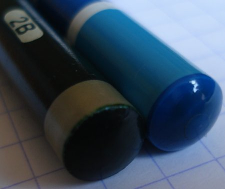 Steno pencils