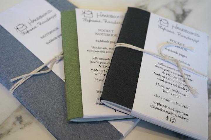 Stephanie Raudsepp Notebook