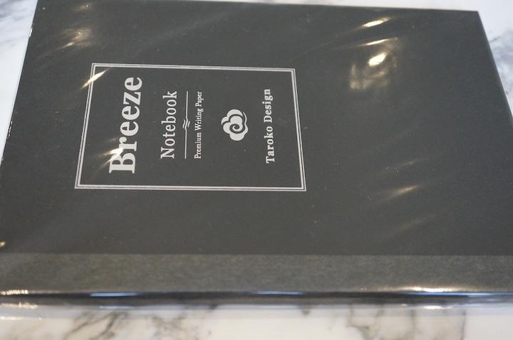 Taroko Design Breeze Notebook