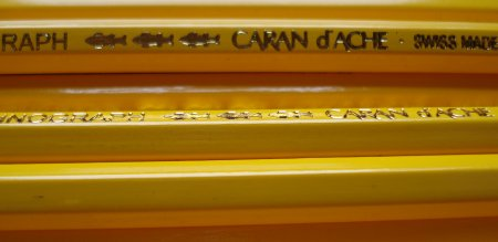 Caran d'Ache Technograph 777 pencil