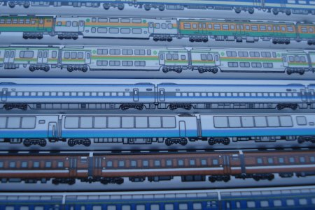 Train pencils from Tombow