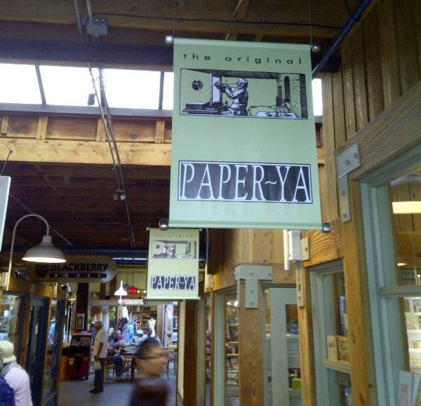 Paper-Ya in Vancouver
