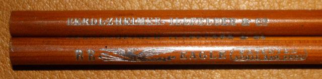 Eagle Polytechnic Pencils