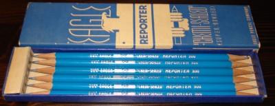 Eagle Reporter Pencil