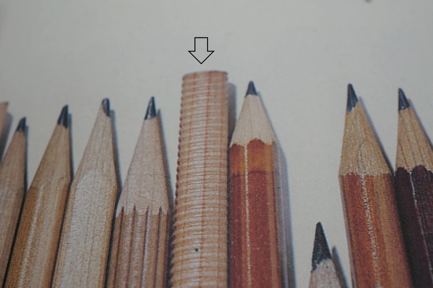 Musgrave Single Barrel 106 pencil