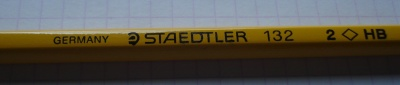 Staedtler 132 pencil