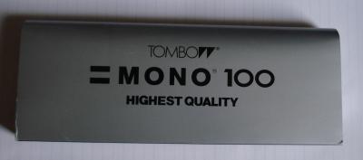 The Tombow Mono 100.