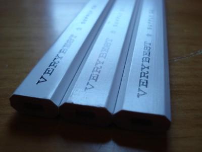 Very Best Carpenter Pencils.